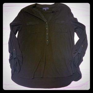 Black Jones New York top Size XL